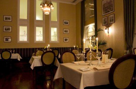 Restauracja przy hotelu