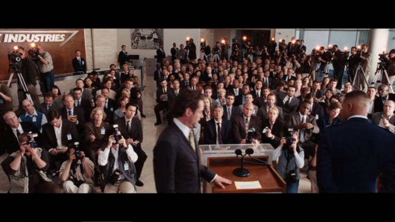"""Kadr z filmu """"Iron Man 3"""""""